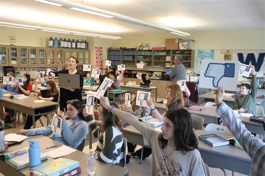 Veterans honored at JCB