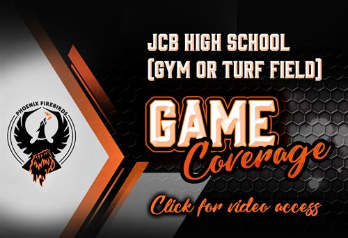 JCB HS Game coverage