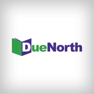 due north logo