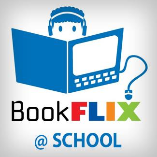 Book Flex at School Logo