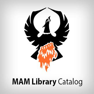 MAM Library Catalog Systems Logo