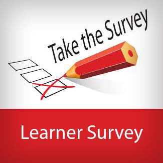 Take The Survey Learner Logo